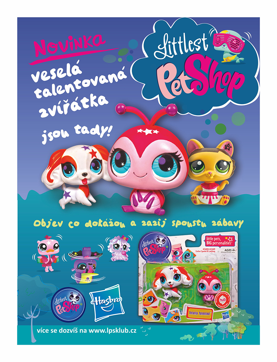"Plakát ""Littlest Pet Shop"""